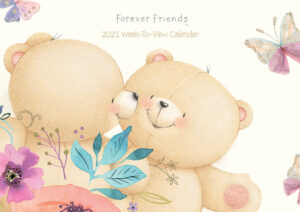Forever Friends A4 Planner 2021