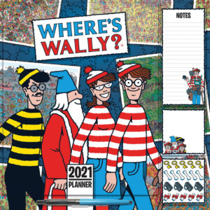Wheres Wally SQ HH Planner 2021