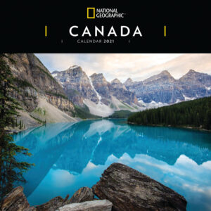 Canada National Geographic Kalender 2021