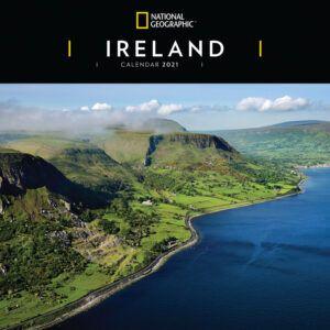 Ireland National Geographic Kalender 2021