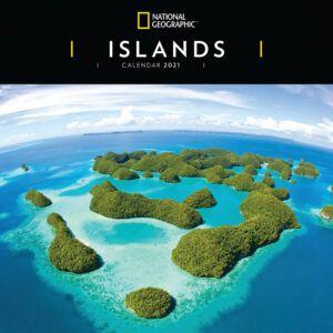 Islands National Geographic Kalender 2021