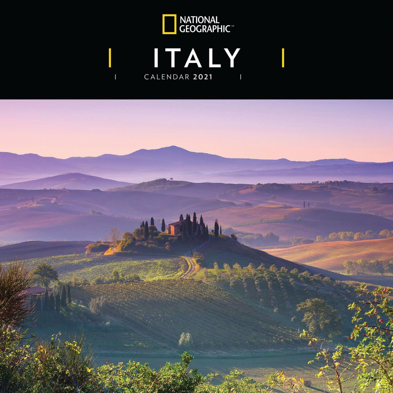 Kalender 2021 National Geographic