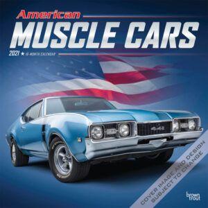 American Muscle Cars Kalender 2021
