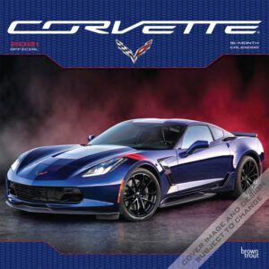 Corvette Kalender 2021
