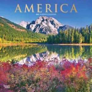 America Kalender 2021