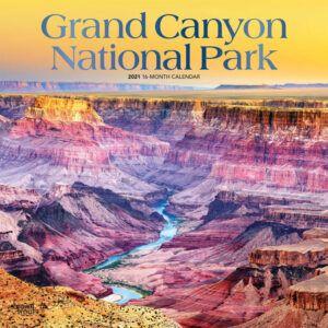 Grand Canyon Kalender 2021