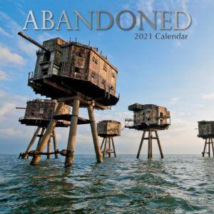 Abandonded Kalender 2021