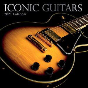 Guitars Iconic Kalender 2021