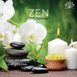 Zen Kalender 2021