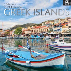 Greek Islands Kalender 2021