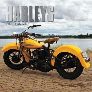Harleys Kalender 2021