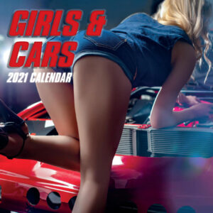 Girls & Cars Kalender 2021