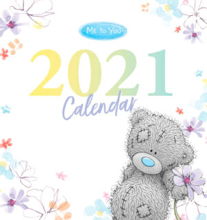 Me To You Classic Easel Kalender 2021