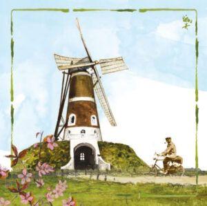 Kaart R. Poortvliet B Molen