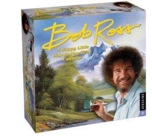 Bob Ross Boxed Kalender 2021