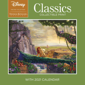 Disney Dreams Collectible Print Kalender 2021