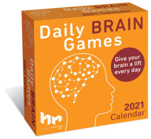 Daily Brain Games Boxed Kalender 2021