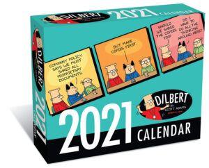 Dilbert Boxed Kalender 2021
