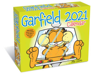 Garfield Boxed Kalender 2021