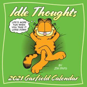 Garfield Kalender 2021