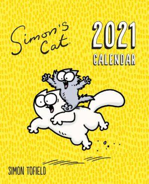 Simons Cat Easel Kalender 2021