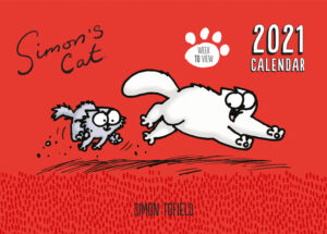 Simons Cat ptc A4 Planner 2021