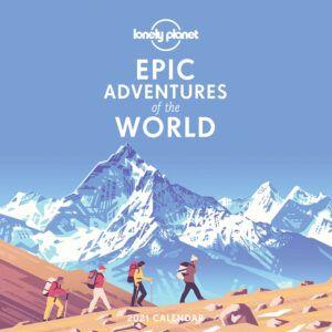Lonely Planet Kalender 2021