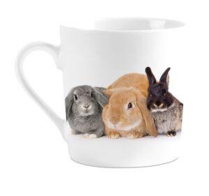 Mok I Love Rabbits