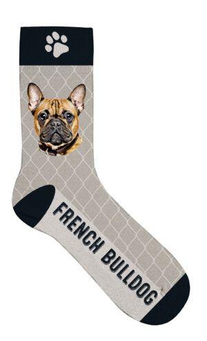 Sock French Bulldog 42-45
