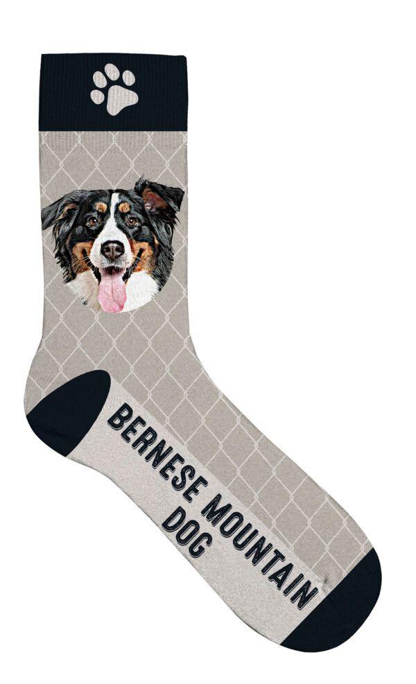 Sock Bernese Mountain Dog 36-41