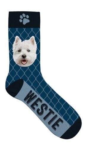 Sock Westie 42-45
