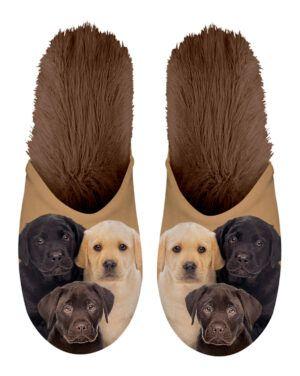 Pantoffel Labrador 35-38