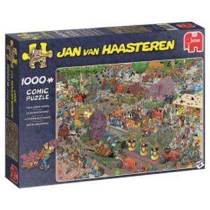 Puzzel JvH De Bloemencorso 1000