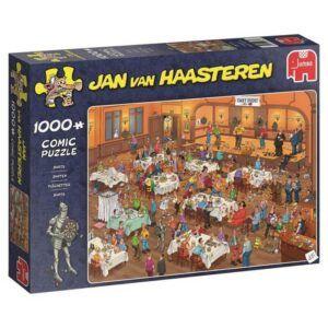 Puzzel JvH Darts 1000