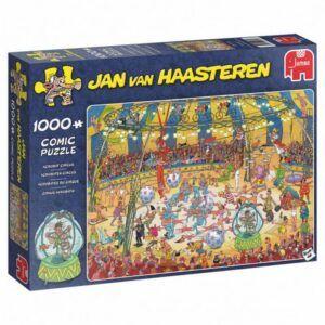 Puzzel JvH Acrobaten Circus 1000