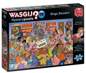 Puzzel Wasgij Mystery 19 1000 06.20