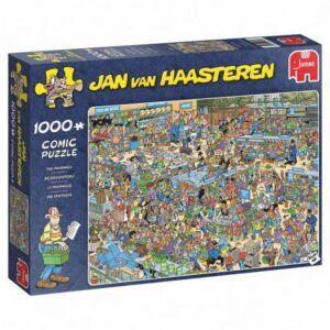 Puzzel JvH De Drogisterij 1000
