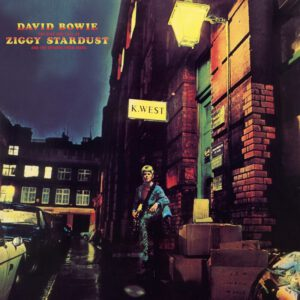 David Bowie Record Sleeve Kalender 2021