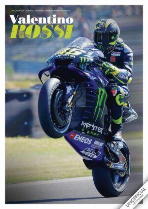 Valentino Rossi A3 Kalender 2021