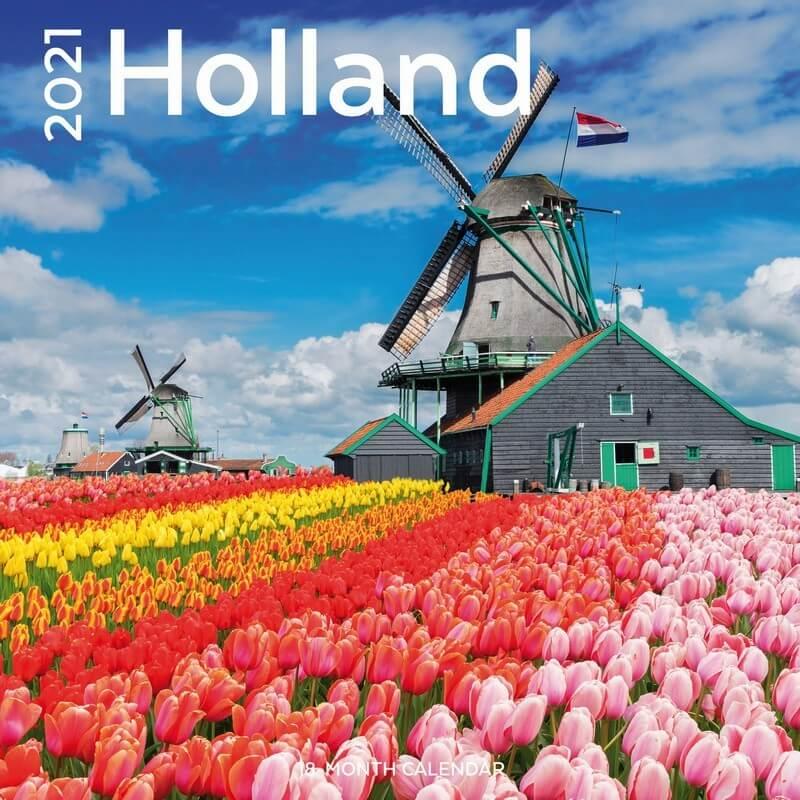 Holland Kalender 2021