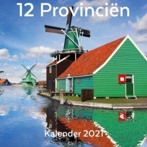 12 Provincien Kalender 2021