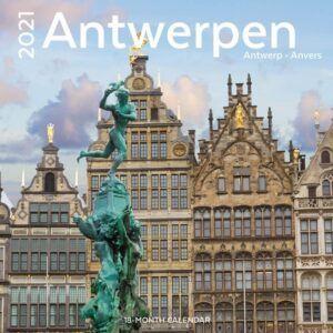 Antwerpen Kalender 2021