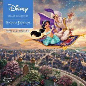 Disney Dreams Kinkade Mini Kalender 2021