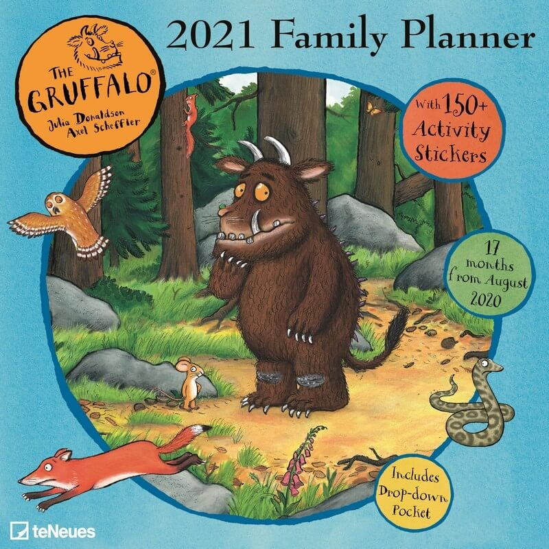 Gruffalo SQ Planner 2021