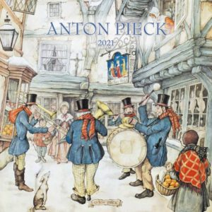 Anton Pieck Kalender 2021