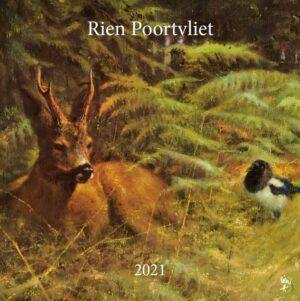 Rien Poortvliet Natuur Kalender 2021