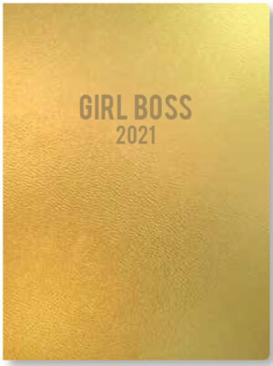Gold Girl Boss 18 mnd S Agenda 2021