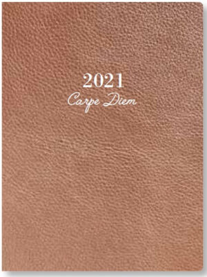 Rose Gold Carpe Diem 18 mnd S Agenda 2021