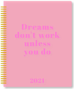 Dreams Don't Work 18 mnd L Agenda 2021