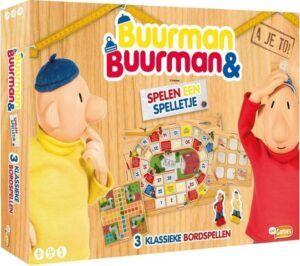 Buurman & Buurman Spelen Een Spelletje